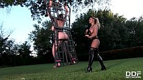 Mistress Candy Sexton dominates her sub Cherry Blush preview image