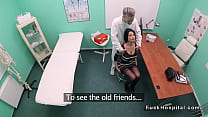 pass xxx - raven haired hottie bangs her doctor thumbnail
