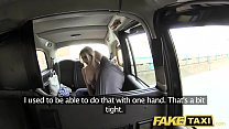 Fake Taxi Petite blonde with big tits gets down and dirty thumbnail
