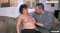 "HAUSFRAU FICKEN - German Lonely Wife Invite Neighbor For Some ""Chatting"""