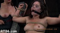 Anal castigation with shit squirting