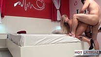 Blonde took cocks in all the holes - Cibelle Mancinni Frotinha Porn Star