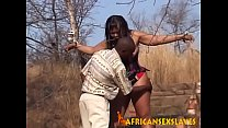 African slaved t. outdoors
