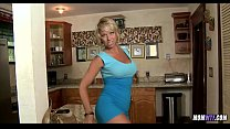 7719 Cute Blonde Mom is Horny preview