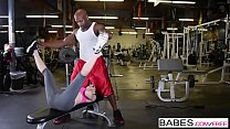Image: Babes - Black is Better - Nat Turner and Tiffany Star - Make Her Sweat