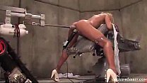 Robotcock vs Brooke Belle in Fucking Machines thumb