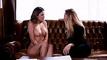 Lesbian sex with Carter Cruise and Vanessa Vera...