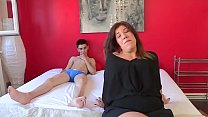 6287 It had to happen: married mom Estrella desperately wants to taste Jordi's cock preview