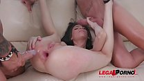Emily Pink drinks monster cock piss! SZ2275