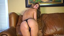 Super hot amateur does it all on a casting couch thumbnail