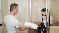 Female Plumber Fucks At The Massage Parlor - Am...