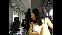 Girlfriend masturbates for you on a train - Part 1 - download porn videos