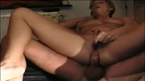 French mature mom anal orgasm
