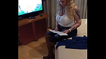 """""""VIDEO 72"""" Order Now! Busty Argentinian Milf Asks For Delivery For An Anal Dildo And Drills It In Her Hungry Ass!"""