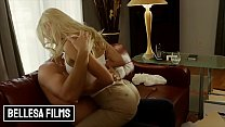 Blonde Babe (Kenna James) Gets Creampied By Her Boss (Stirling Cooper) - Bellesa
