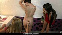 Sensual Girl Talked Into Having Sex For Cash 7