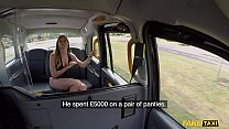 Fake Taxi Posh Totty Honour May gets her Pussy Pounded