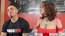 Free download video bokep Marilyn Mansion and Bruno Dickemz Interview with FreakMob Media