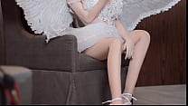 ESDoll 165cm Sexy Angel Sex Love Doll Real Silicone Adult Doll thumbnail