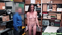 v. Milf Taken to Security Office For Punishment - Sofie Marie
