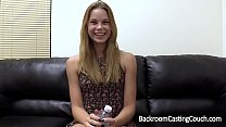 Cute Blonde Assfuck and Cum Swallow pornhub video