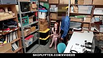 ShopLyfter - Redhead Teen Trades Sex for No Arrest preview image