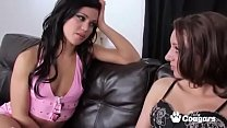 Alyssa Reece Seduces Her Hot GF Into Eating Her Pussy