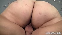 Giant boobed fatty Mandy Majestic gets fucked thumbnail