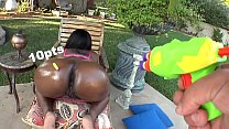 BANGBROS - Busty Black Swan Letting Her Secret Freak Flag Fly!