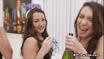 NYE fucky sucky party sex video 64-bffs-new-years-eve-3 thumbnail