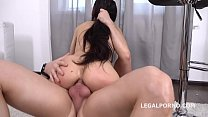 Mr. Anderson's Anal Casting with Polina Sweet, Balls Deep Anal, ATM, Gapes, Cum in mouth GL047