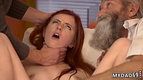 Tricky old teacher first time Unexpected practi...
