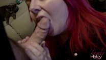 LovelyHaley : TEACHER MAKES STUDENT FUCK HER MOUTH AND CUM IN THROAT