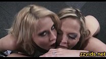 Madison Ivy and Alexis Texas office threesome preview image