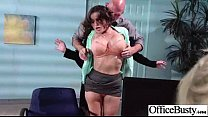 Sex Tape In Office With Huge Round Juggs Sexy G...