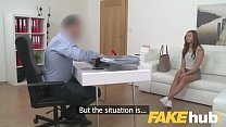 Fake Agent Shy European amateur seduced by cast...'s Thumb