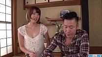 Seira Matsuoka goes really wild on a senior dick
