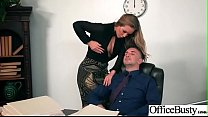 Slut Sexy Girl (Nicole Aniston) With Big Round Boobs In Sex Act In Office video-19