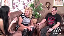 MMV FILMS Creampie for Mature German's Thumb