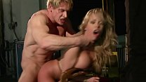 Abused Jessica is under domination.BDSM bondage sex movie. Thumbnail