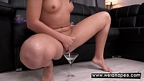 Panties get wet and then licked Thumbnail