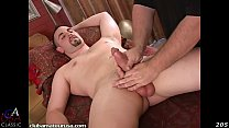 Parker's cock got rock-hard when I hit his prostate