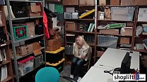 Hot blonde teen stripsearch and banged by a bad cop - Www.pronktube.com thumbnail