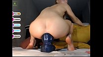 huge ass gaping slut