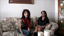 Wild hippy stepmom visits stepdaughter - Watch More Vidz Like This At Fxvidz.net thumbnail