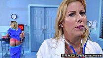 Brazzers - Tease And Stimulate Marsha May, Alexis Fawx porn thumbnail
