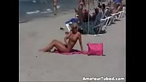 german public beach fuck
