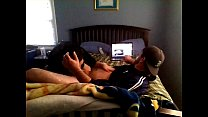 Amateur passionate couple in real homemade...couple in love thumbnail