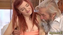 Old anal fuck and do me daddy Unexpected practice with an older