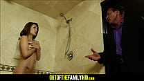 Hot Daughter Fucked By Step Dad In Shower